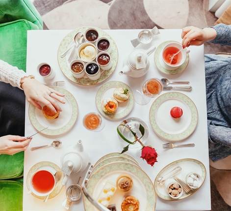 Afternoon Tea in The Park Room