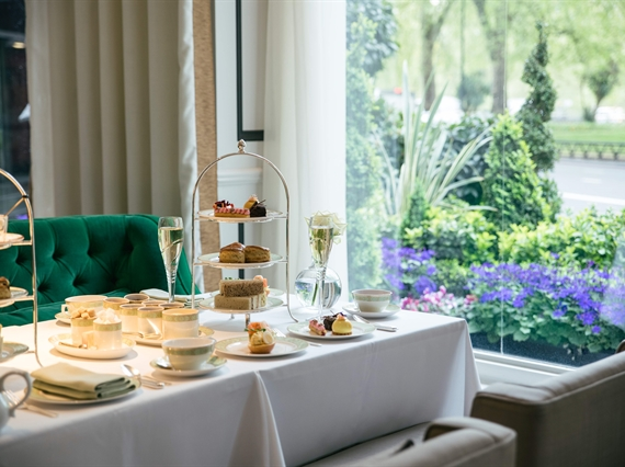 Celebration Anna's Afternoon Tea in The Park Room